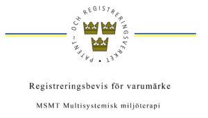 Registreringsbevis för MSMT